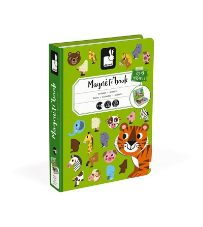 MAGNETI'BOOK ANIMALES