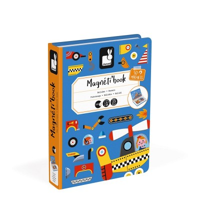 MAGNETI'BOOK BOLIDOS