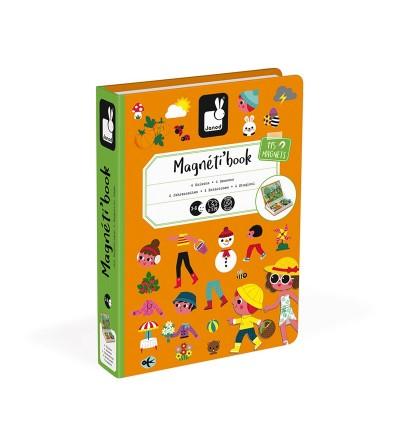 MAGNETI'BOOK 4 URTAROAK