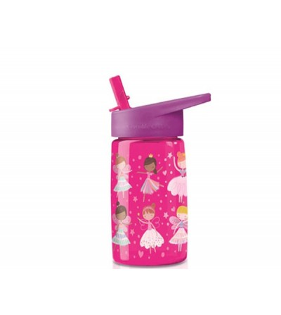 Tritan Bottle Pink Wonders