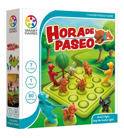 HORA DE PASEO