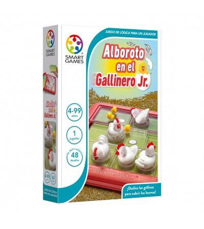 ALBOROTO EN EL GALLINERO JR