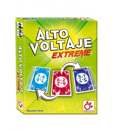 ALTO VOLTAJE EXTREME
