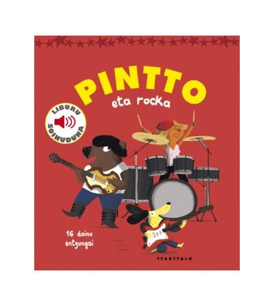 PINTTO ETA ROCK-A