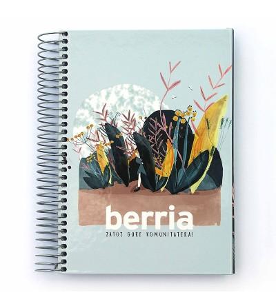 2021 BERRIA AGENDA...
