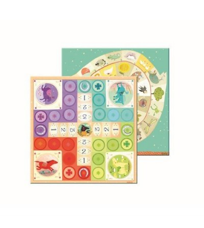JUEGO LUDO AND CO JUNIOR