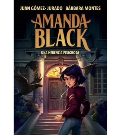 AMANDA BLACK 1 - UNA...