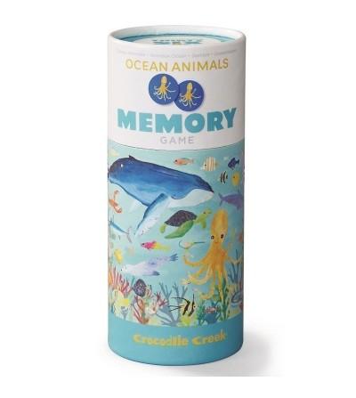 Memory Ocean Animals 36p